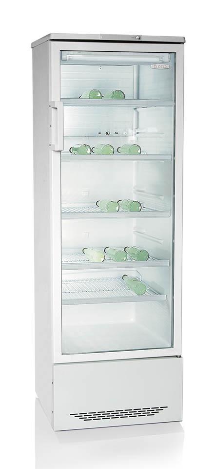 Витринный холодильник шкаф-витрина Бирюса-310