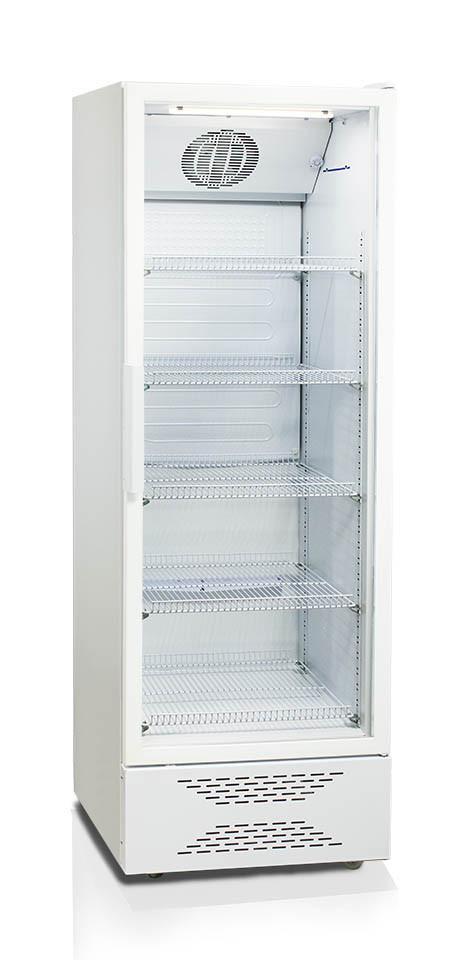 Витринный холодильник шкаф-витрина Бирюса-460N
