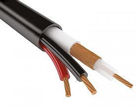 КВК-П-2 2*0,50 кабель комбинированный для видеонаблюдения