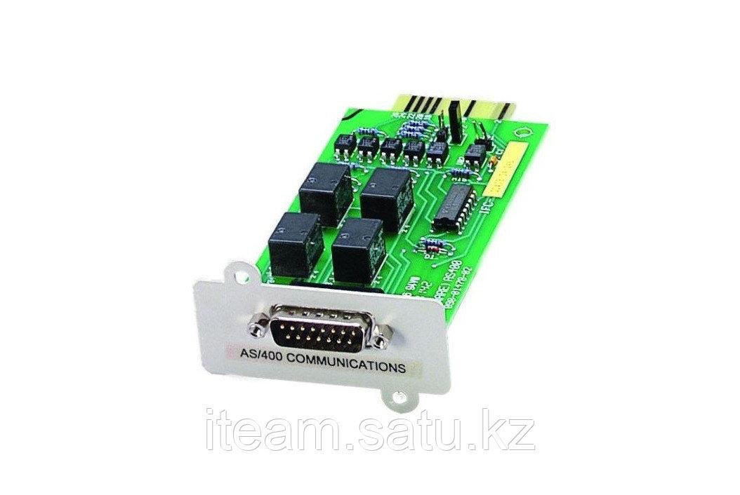 Relay (AS/400) card for 9120, 9130 Релейная карта для ИБП