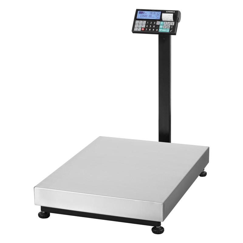 Весы регистраторы с печатью чеков ТВ M RC 3 НПВ на 60кг,150кг,300кг,600кг
