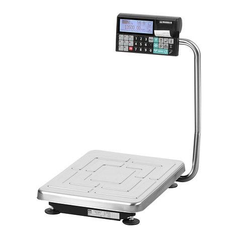 Весы регистраторы с печатью чеков ТВ S RC 2 с НПВ на 15кг,32кг,60кг,200кг , фото 2