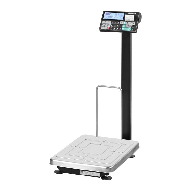 Весы регистраторы с печатью чеков ТВ S RC 3 с НПВ на 15кг, 32кг,60кг, 200кг