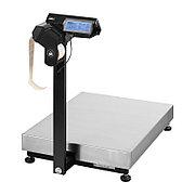 Весы регистраторы с печатью этикеток ТВ M R2P 3 на60кг,150кг,300кг,600кг (2 дисплея)