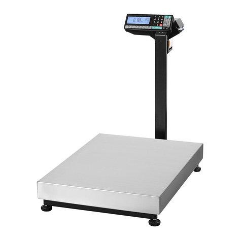 Весы регистраторы с печатью этикеток ТВ M RP 3 на60кг,150кг,300кг,600кг, фото 2