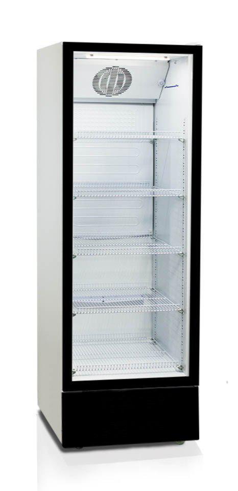 Витринный холодильник шкаф-витрина Бирюса-В460
