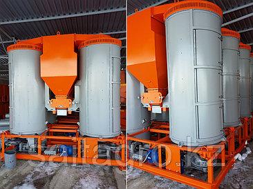 Сепаратор зерновой виброцентробежный БЦС-50,100,