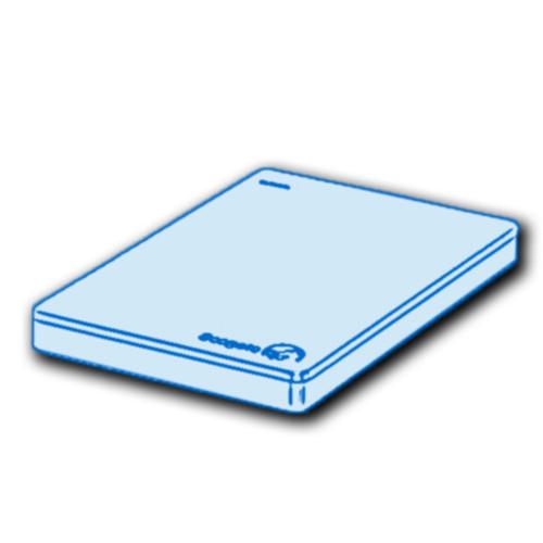 Переносные HDD