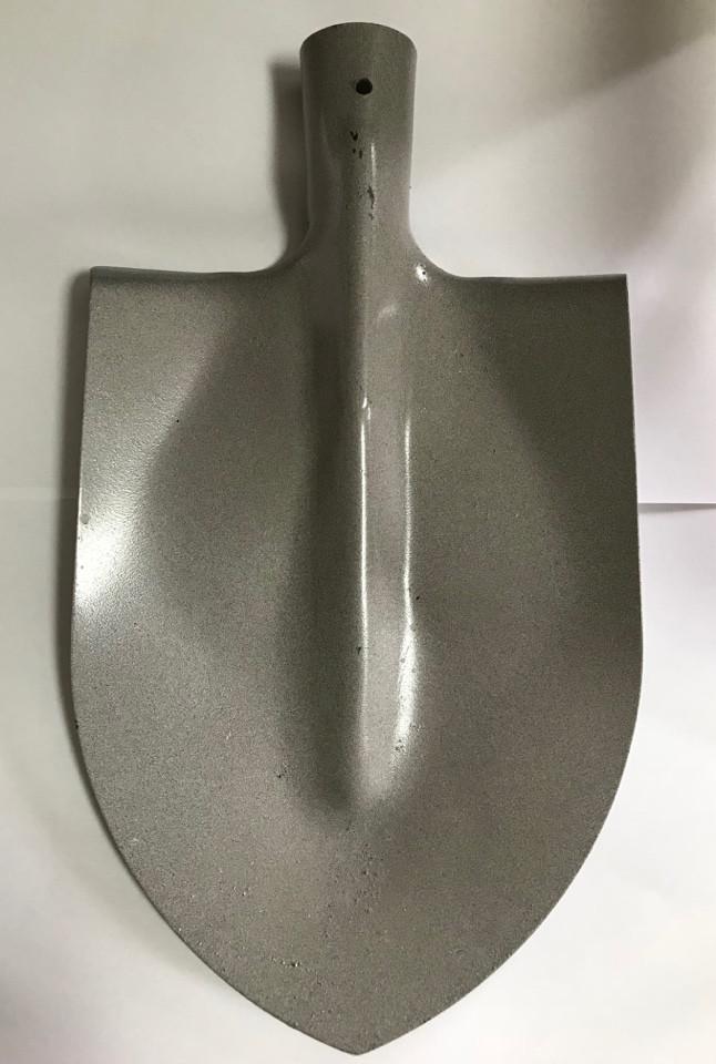 Лопата штыковая без черенка (порошковая окраска)