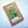 Бамбуковая разделочная доска 26 х17 см