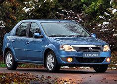 Renault Logan 2005-2014