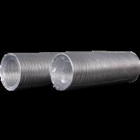 Труба вентиляционная алюминиевая 100 мм