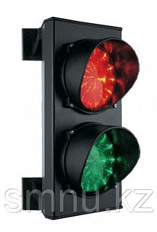 Светофор 2-секционный (красный-зеленый) SEM-02