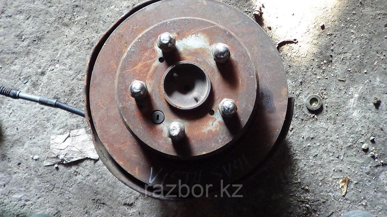 Тормозной диск Toyota Vista левый задний