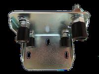 DUHB. Верхний поддерживающий кронштейн с 4 роликами фурнитура для откатных ворот, DEA - Италия