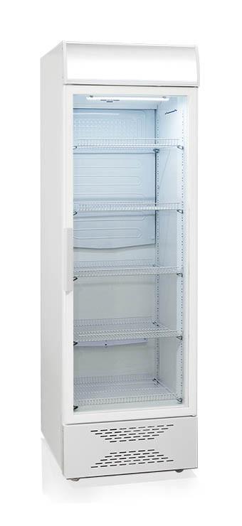 Витринный холодильник шкаф-витрина Бирюса-520PN