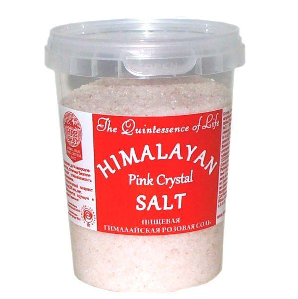 Пищевая гималайская соль РОЗОВАЯ мелкий помол 482 гр (Гималайская Соль)