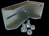 UHС 40-50-60. Кронштейн для крепления верхней ловушки комплектующие для откатных ворот, DEA - Италия