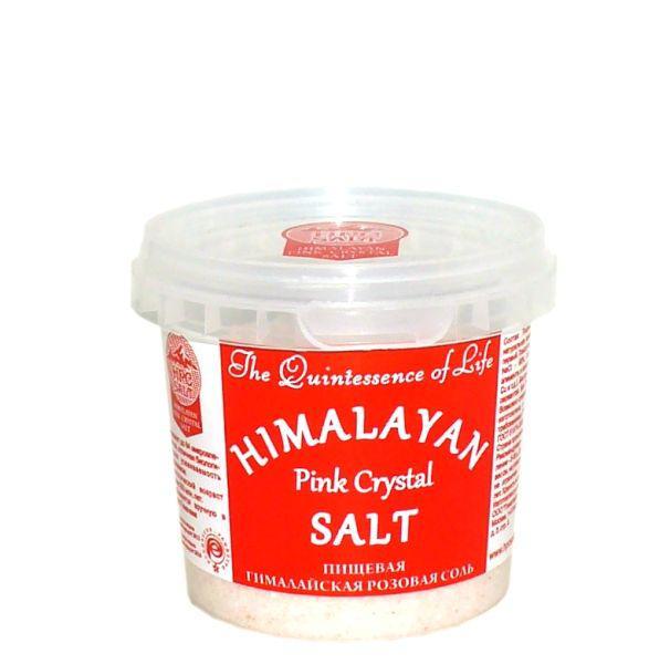 Пищевая гималайская соль РОЗОВАЯ крупный помол 284гр (Гималайская Соль)