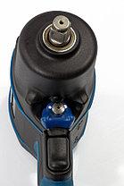 """Гайковёрт пневматический ударный G1285, 1/2"""",TwinHammer, 1220Нм, 6500 об/мин, композитный// GROSS, фото 3"""