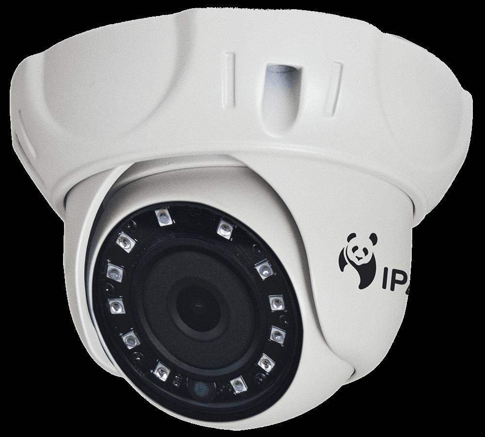 Внутренняя купольная IP камера IDOME.NET 960 (3.6)