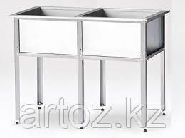 Мойка 2 секционная 2/500-250