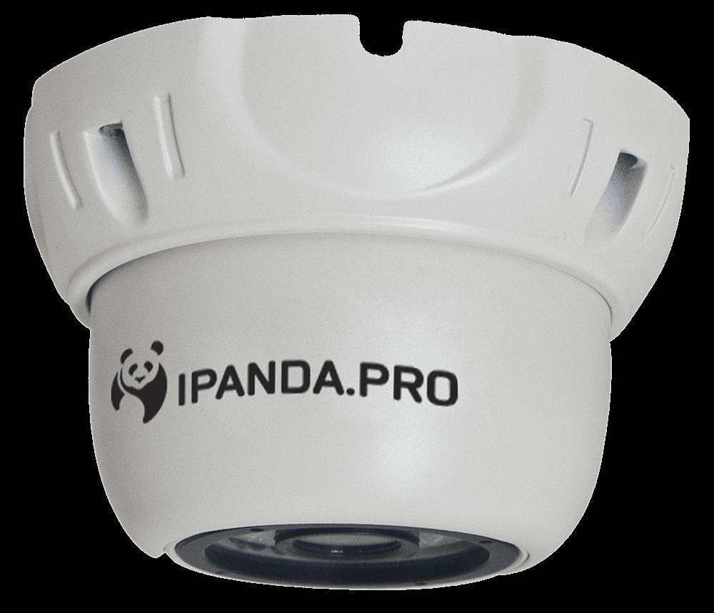Внутренняя купольная IP камера IDOME.NET 960 (2.8)