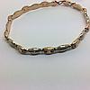 Золотой браслет - 19 размер, фото 3