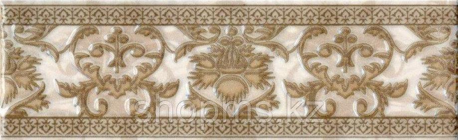 Керамическая плитка PiezaROSA Фрейя беж бордюр 222161 (20*6), фото 2