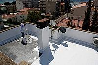 Гидроизоляция (материал ручного нанесения RAYSTON, производство Испания