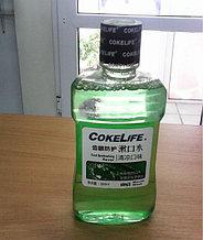 Супер Антибактериальный ментол Cokelife Cool Mint Ополаскиватель для полости