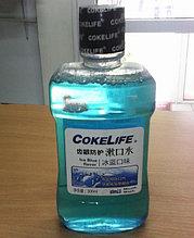 Антибактериальный ополаскиватель полости рта Cokelife Ice Blue