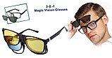 Очки Magic vision 3 в 1, фото 5