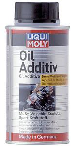 LIQUI MOLY OIL ADDITIV MoS2 (присадка в моторное масло)