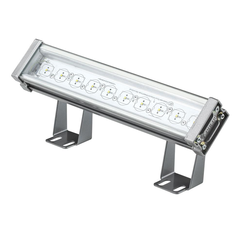 GALAD Вега LED-10-Extra Wide/Green 622