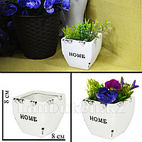 Декоративная керамическая ваза Home
