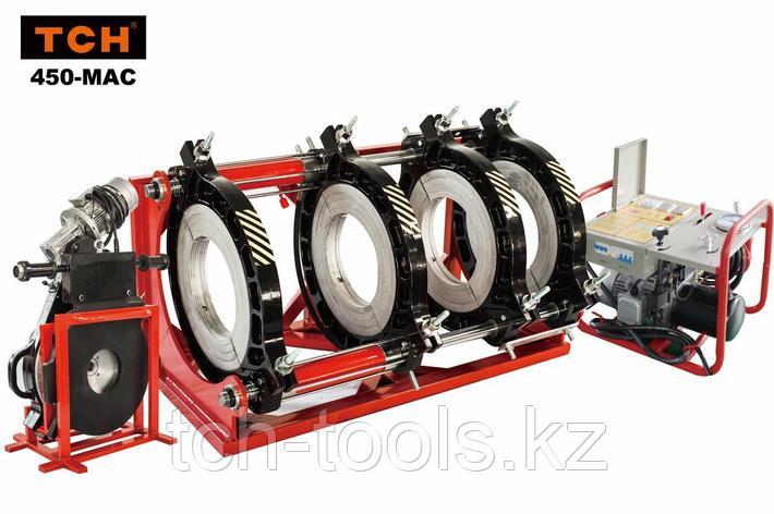 Аппарат для пайки пластиковых труб  от 180 до 450мм, фото 2