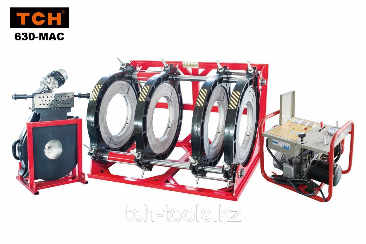 Аппарат для пайки пластиковых труб  от 315 до 630мм