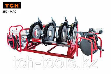 Аппарат для сварки и пайки пластиковых труб от 63 до 250 (Гидравлический)