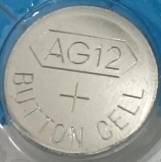 Батарея   Трофи G12 (386) 1.5V