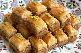 Пахлава - самое популярное турецкое лакомство