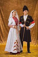 Чеченский народный костюм мужской и женский