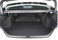 3D коврики в багажник на Camry V70