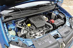 ДВИГАТЕЛЬ Renault Logan 2014->