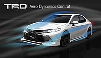 Обвес TRD на Toyota Camry V70, фото 1