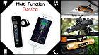 Портативный многофункциональный Bluetooth динамик LED фонарик Multifunctional music torch, фото 7