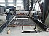 Станок газово-плазменной резки с ЧПУ 3000*8000мм мостового типа для резки металла