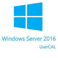 Клиентские лицензии Microsoft WinSvrCAL 2016 SNGL OLP NL UsrCAL на пользователя (R18-05123)