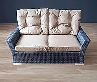 "Плетеный диван  ""Тама"", фото 1"