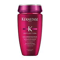 Шампунь для окрашенных и мелированных волос Kerastase Reflection Bain Chromatique Riche 250 мл.